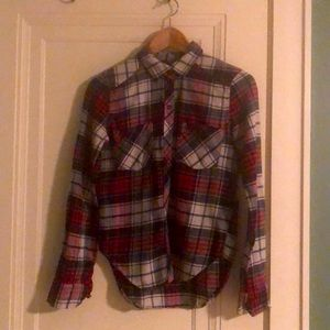 Abercrombie multicolored shirt